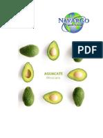 Avocado Technical Sheet