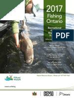 2017 Ontario Fishing Regulations Summary English 1