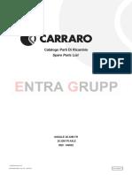 Manual de Partes Carraro Diferencial 2