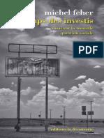 [Michel Feher] Le Temps Des Investis(Z-lib.org)