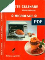 Aquila`93 - 1999 - Retete culinare pentru gurmanzi - MICROUNDE -    132 pag