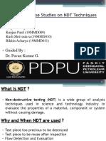 NDT Case Study