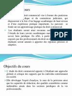 Droit Commercial (3)