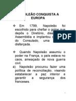 Era Napoleonica e Congresso de Viena