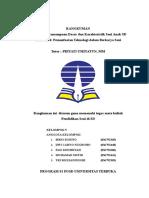 Resume Pendidikan Seni Di Sd Modul 3 Dan 4
