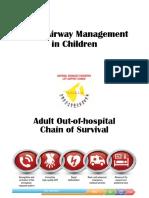 APLS Airway Management in Children 2019 (2)