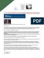10-11-17 California Ethics Questions Presented to TIKKUN's Rabbi MICHAEL LERNER