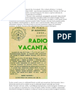 Aici Radio Vacanta