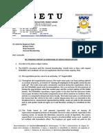 BOSETU Pemandu Negotiations Release