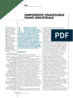 12.01-La Componente Finanziaria Del Piano Industriale