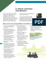 Role of the Ethnic Minority Achievement Coordinator
