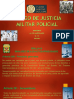 Codigo j.militar Viii Semana