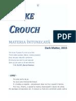 Blake Crouch - Materia Intunecata 1.0 10 '{Thriller}