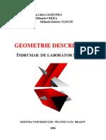 Elena Lidia GAGEONEA_GEometrie Descriptiva 2006