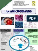 2019 2da Clase - Penicilina y Betalactamicos