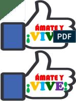 Logo Amate y Vive