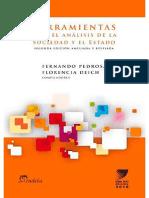 Herramientas para el analisis de la sociedad y el Estado - Pedrosa (2016).pdf