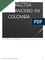 Subsector Financiero en Colombia - GestioPolis