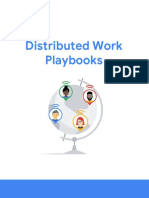Distributed Work Playbooks