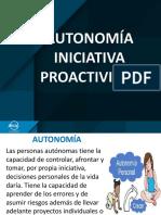 AUTONOMÍA, INICIATIVA PRO-ACTIVIDAD..pptx