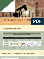 sistema petrolifero