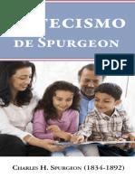 Catecismo de Spurgeon Charles H. Spurgeon
