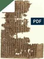 La maldición de Artemisa - Fragmento