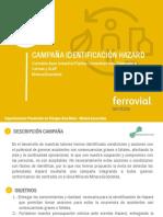 Campaña Identificación HAZARD