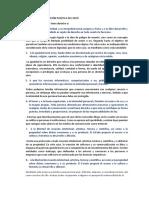 Analisis de La Constitución Política Del Perú