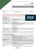 FISPQ Weber Tecplus Lastic Quartzolit REV01 VS01