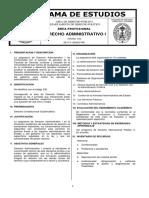 230 Derecho Administrativo I 0