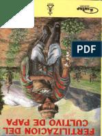 Fertilización Del Cultivo de Papa.