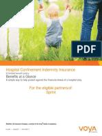 VOYA Hospital Indemnity Brochure FINAL