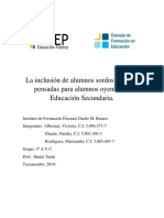 investigación educativa parxial