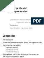Clase 4 - Descripción Del Microprocesador 17-8-2017 Fondo Blanco