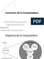 Clase 3 - Funciones de La Computadora 19-3-2018 Fondo Blanco