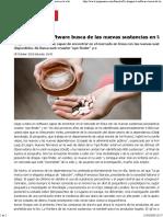 De Drogas, El Software Busca de Las Nuevas Sustancias en La Web