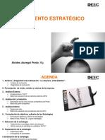 Planeamiento Estratégico ESIC 2108 II