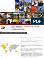 12 Snap Ministerio de Ambiente GPTW Resumen Ejecutivo 2013 05 P 09 2013 1