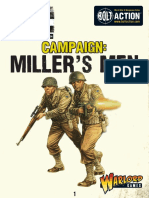 Millers Men Campaign Pack