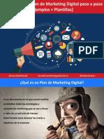 Como Crear un Plan de Marketing Digital - Ruben Manez
