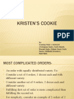 Kristen's Cookie Company