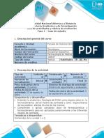 Guía de Actividades y Rúbrica de Evaluación - Fase 1 - Caso de Estudio Sobre Lesión a Nivel Renal