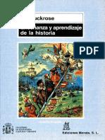 Pluckrose Enseanza y Aprendizaje de La Historia