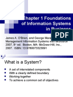 chapter1 introduction to information system
