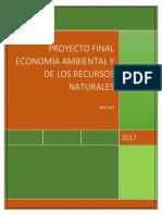 Proyecto Final e.ambiental III 2017