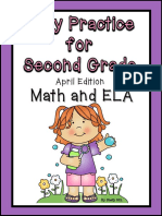 CommonCoreMathandLanguageArtsDailyPracticeforSecondGrade