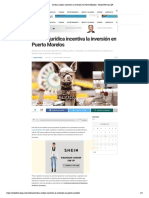Certeza jurídica incentiva la inversión en Puerto Morelos - Radio Fórmula QR