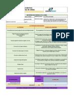 Informe de Gestion Sst y Ambiental Campo Santander Agosto