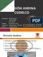 División Andina (2)